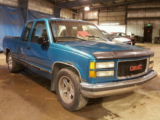 1995 GMC SIERRA 5.0L