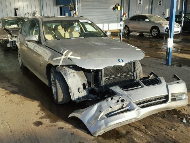 WBAVC93588K039487 - 2008 BMW 328XI