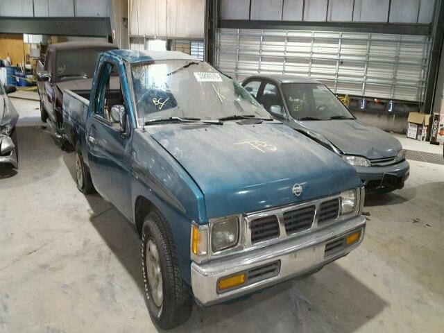 1997 NISSAN KING CAB X 2.4L