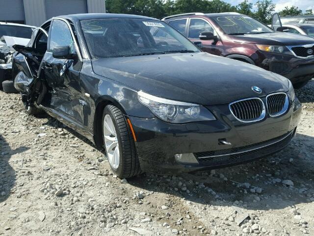 2010 BMW 5 SERIES 3.0L