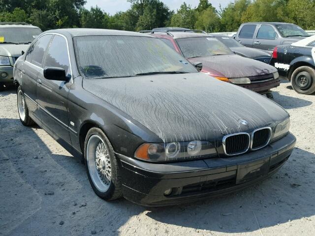 WBADT43481GX23728 - 2001 BMW 525I AUTOM