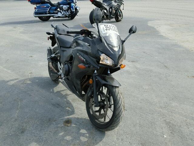 2013 HONDA CBR500R .5L