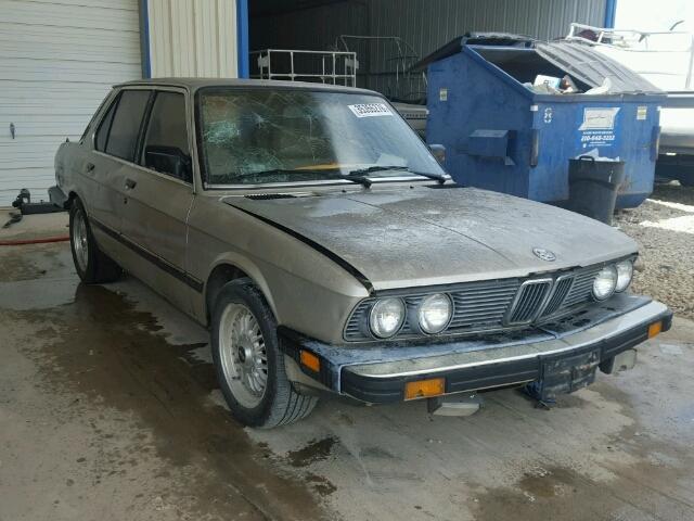 WBADC7403J1717982 - 1988 BMW 535I/IS