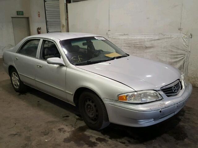 2000 MAZDA 626 ES/LX 2.0L
