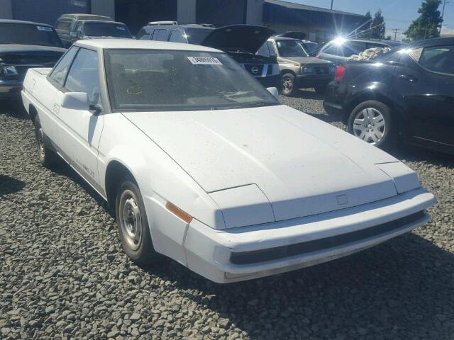 1989 SUBARU XT GL AWD 1.8L