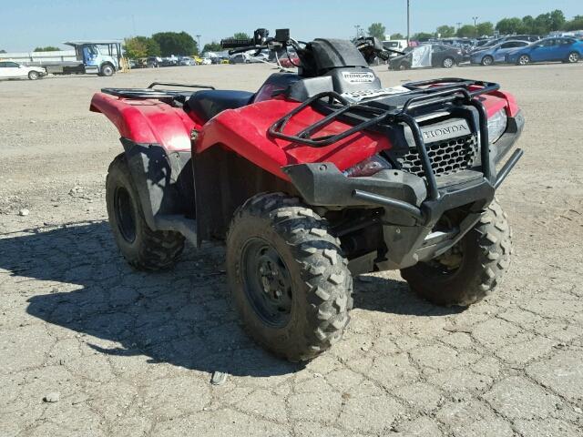 2014 HONDA ATV .4L