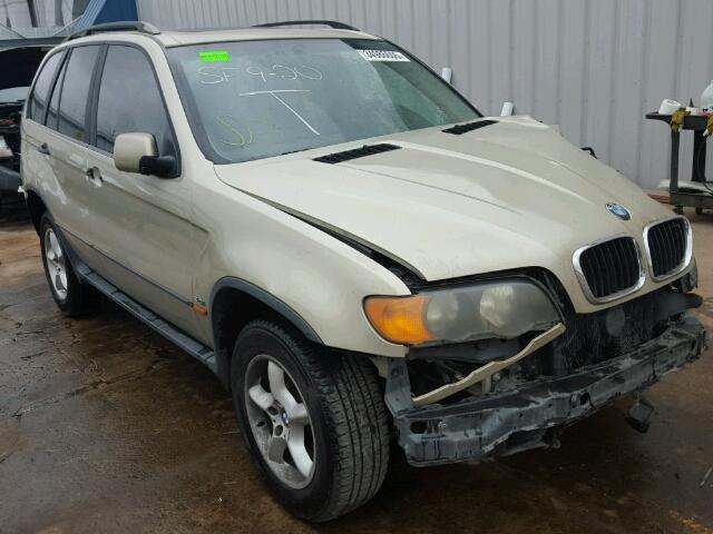 2001 BMW X5 3.0I 3.0L