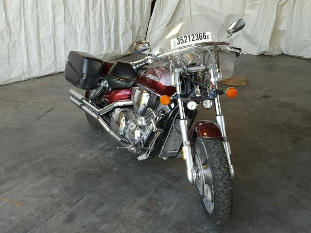 2006 HONDA VTX1300C 1.3L