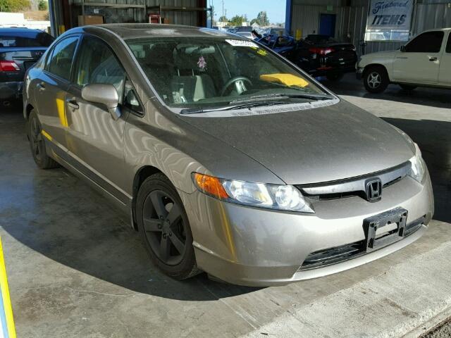2008 HONDA CIVIC EX 1.8L