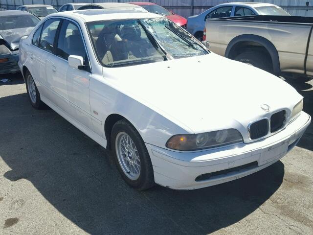 WBADT43462GY95239 - 2002 BMW 525I AUTOM