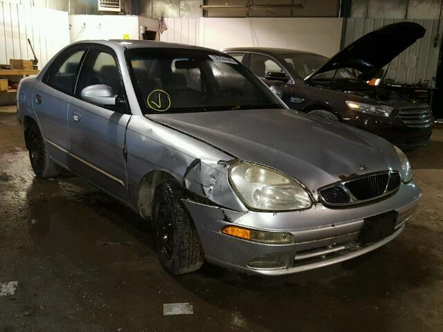 2000 DAEWOO NUBIRA SE 2.0L