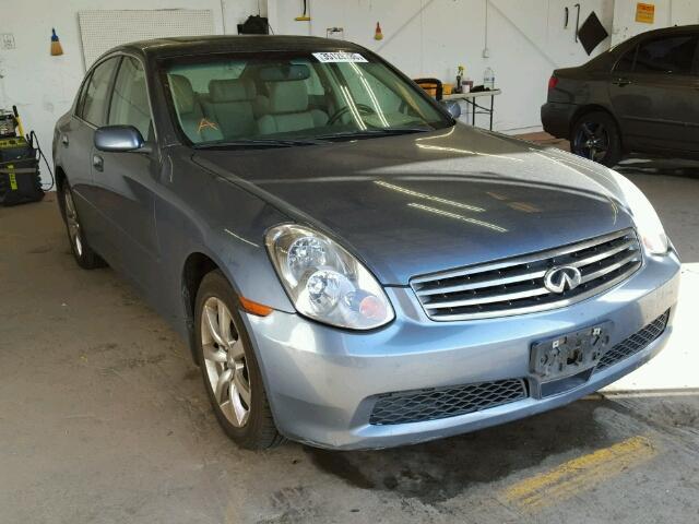 2006 INFINITI G35 AWD 3.5L