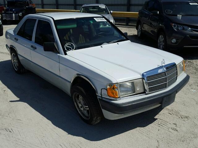 Auto auction ended on vin wdbda29d5kf653647 1989 mercedes for Mercedes benz car lot