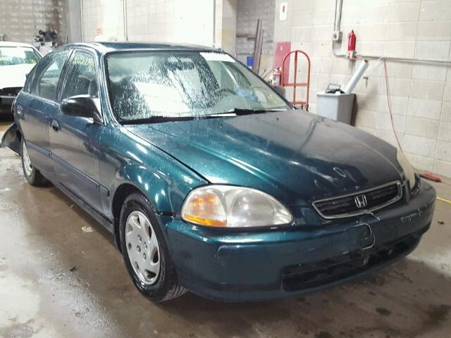 1997 HONDA CIVIC LX 1.6L