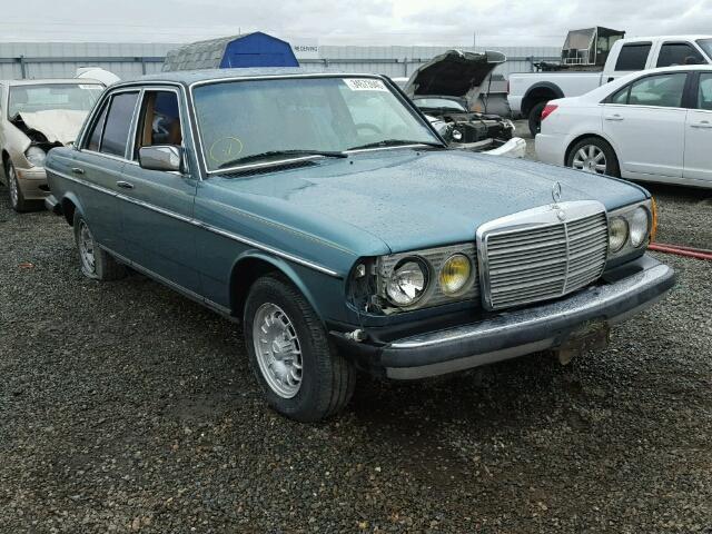 1985 MERCEDES-BENZ 300 3.0L
