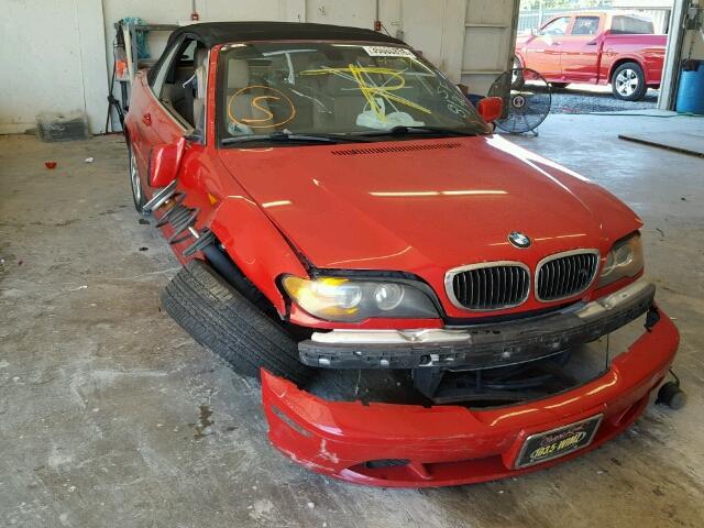 WBABW53444PL41138 - 2004 BMW 330CI