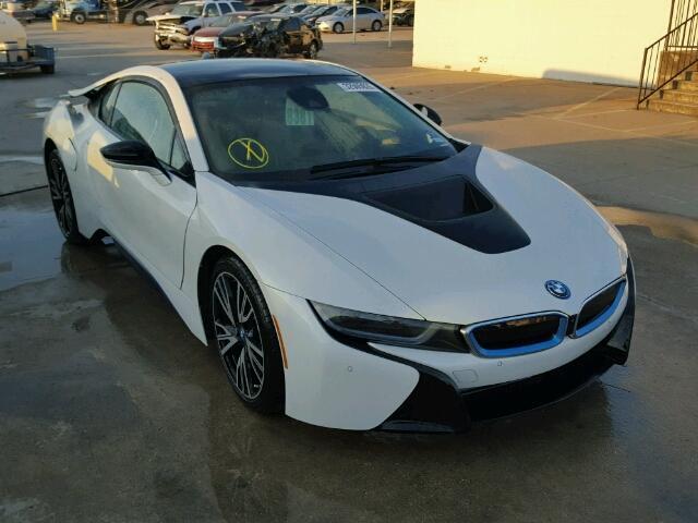 WBY2Z2C54FV674390 - 2015 BMW I8