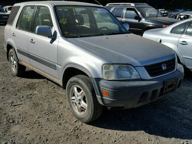 JHLRD1867YC055858 - 2000 HONDA CR-V EX