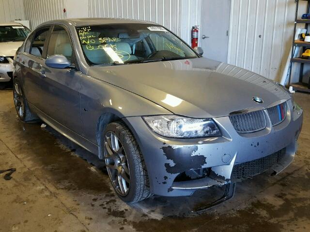 WBAVD53518A009758 - 2008 BMW 3 SERIES