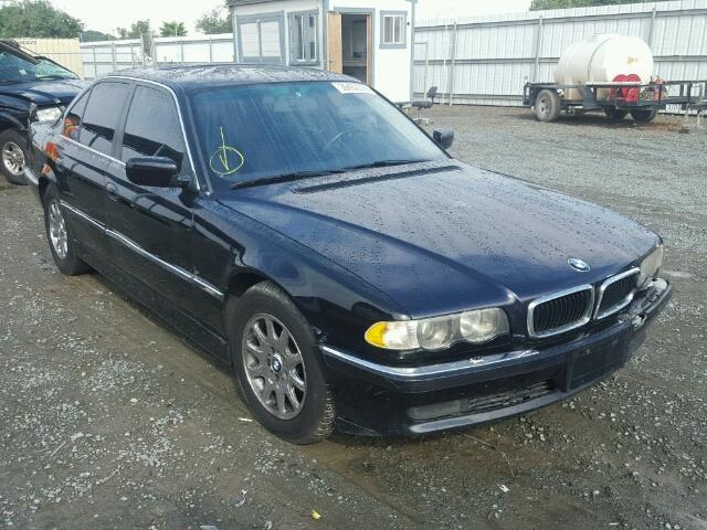 2001 BMW 740I AUTOM 4.4L