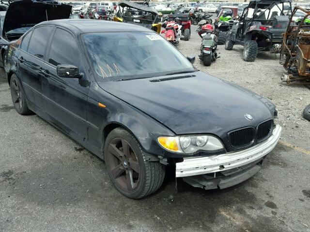 WBAAZ334X4KP90750 - 2004 BMW 325 SULEV