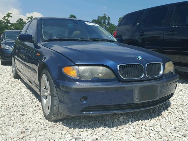 WBAET37464NJ80274 - 2004 BMW 325I