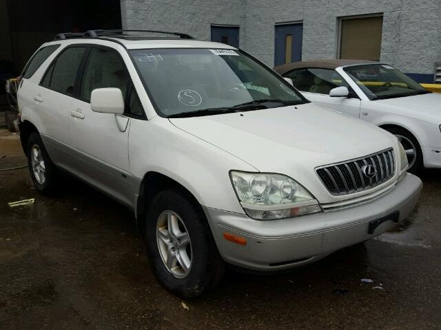 JTJHF10U330306847 - 2003 LEXUS RX 300