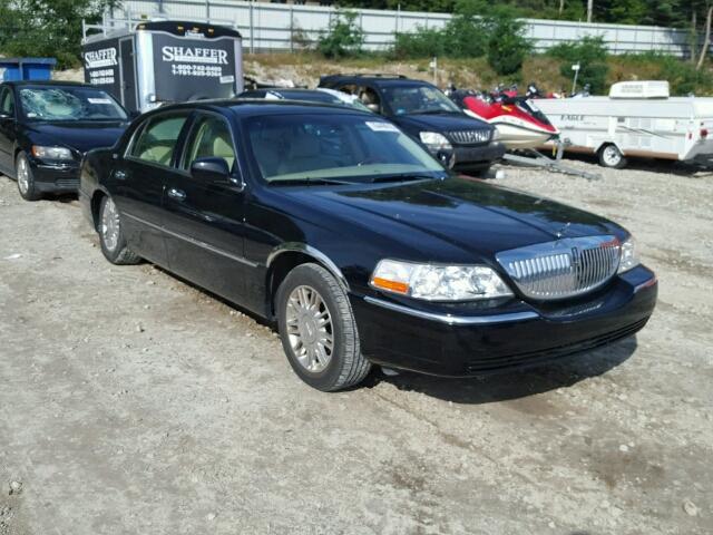 2009 LINCOLN TOWN CAR S 4.6L