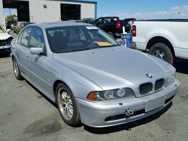 WBADT63401CF06552 - 2001 BMW 530I AUTOM