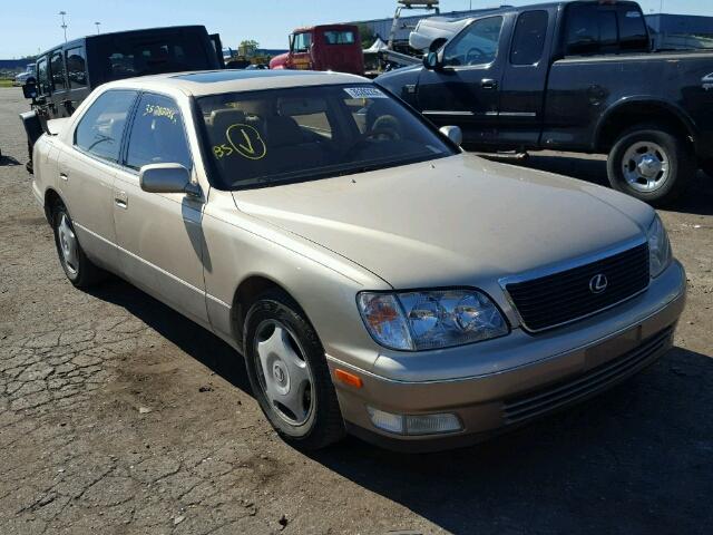 1999 LEXUS LS 400 4.0L