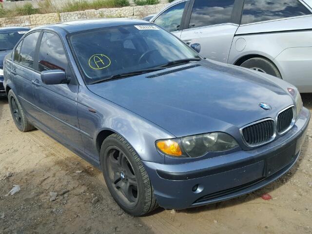 WBAET37443NJ32528 - 2003 BMW 325I