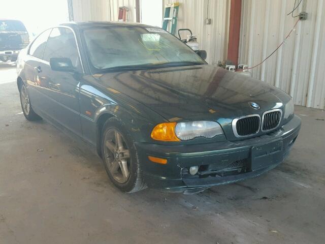 WBABN33431JW54994 - 2001 BMW 325CI