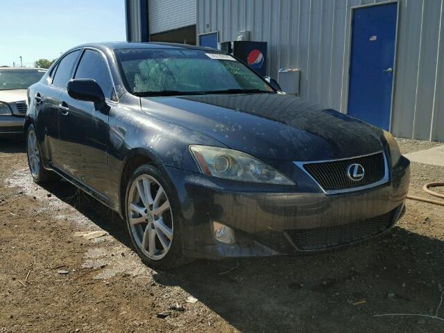 2007 LEXUS IS 250 2.5L