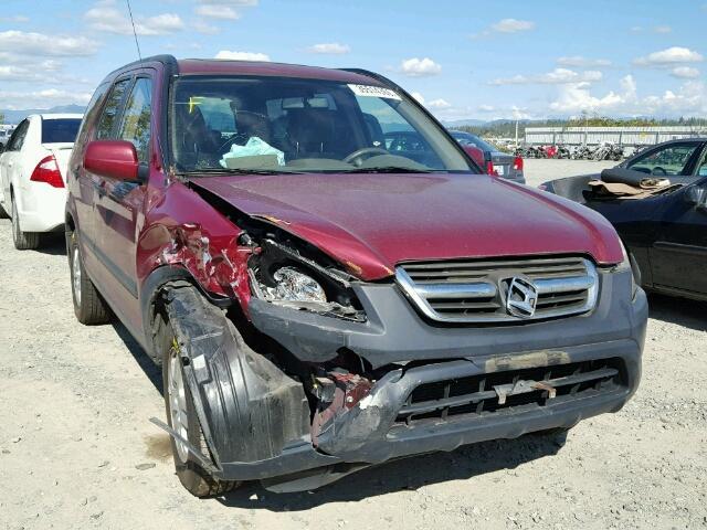 2004 HONDA CR-V EX 2.4L