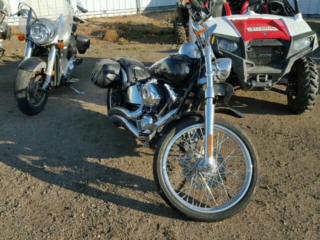 1HD1JB5117Y023635 - 2007 HARLEY-DAVIDSON FXSTD