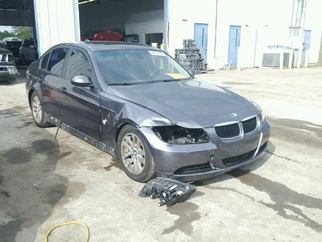 WBAVB13516KX34153 - 2006 BMW 325I