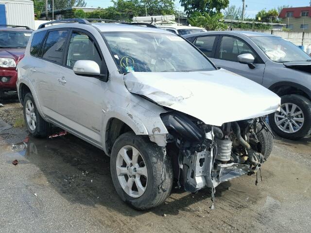 2010 TOYOTA RAV4 LTD 2.5L