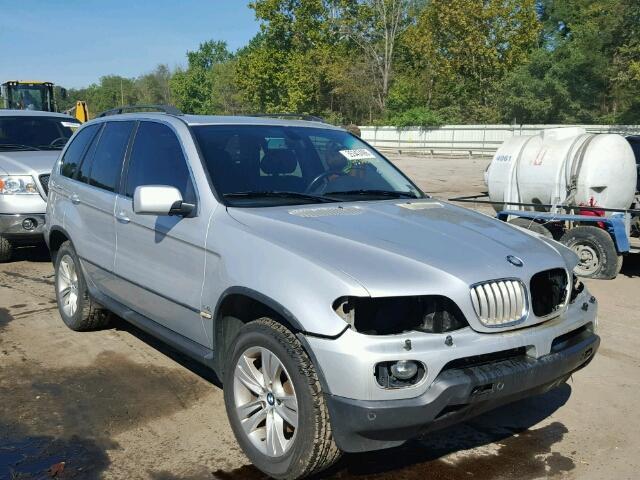 5UXFB53515LV10015 - 2005 BMW X5 4.4I