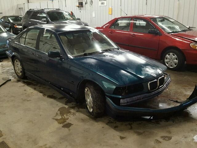 1998 BMW 318I AUTOM 1.9L