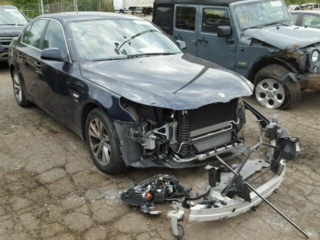 WBANV9C50AC391148 - 2010 BMW 535XI