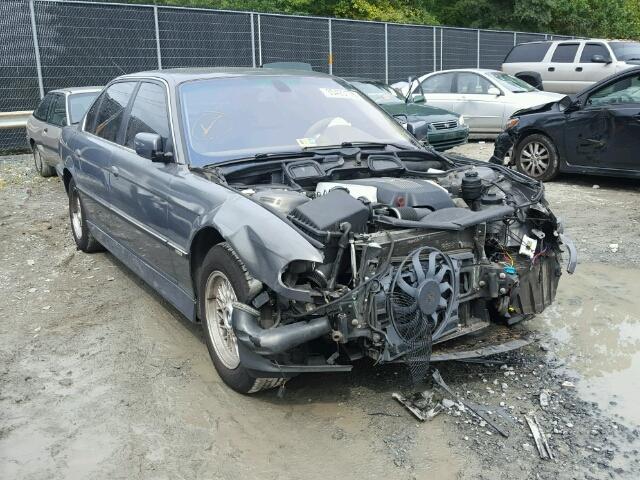 WBAGH83401DP25660 - 2001 BMW 740IL
