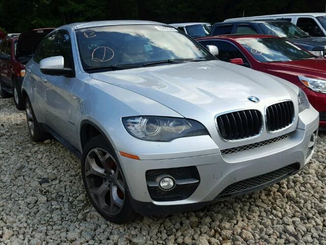 5UXFG2C53BLX05237 - 2011 BMW X6 XDRIVE3