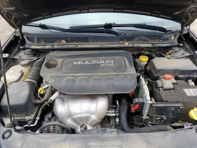 2015 Dodge  | Vin: 1C3CDFBB7FD142452