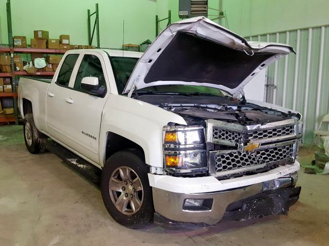 2015 Chevrolet SILVERADO | Vin: 1GCRCREC6FZ258999