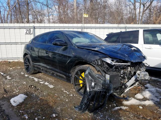 2019 lamborghini urus for sale ny albany sat mar 07 2020 used salvage cars copart usa 2019 lamborghini urus for sale ny