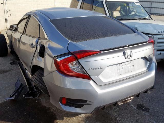 2019 Honda CIVIC | Vin: 2HGFC2F83KH535382