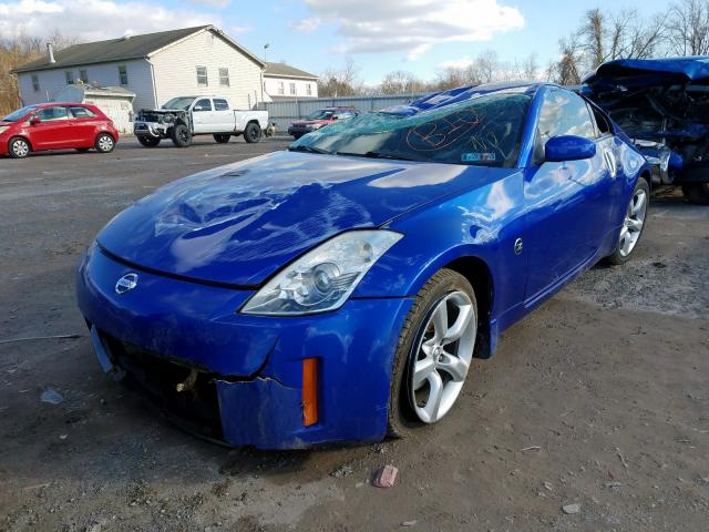 2007 NISSAN  350Z COUPE