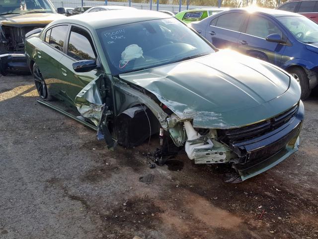 2018 Dodge CHARGER   Vin: 2C3CDXBG3JH335808