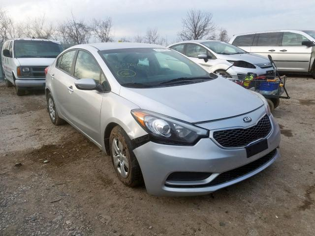 2014 KIA Forte LX for sale in Kansas City, KS
