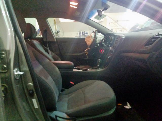 2015 KIA OPTIMA LX - Left Rear View